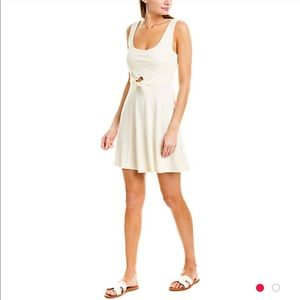 L Space Topanga ribbed dress cover-up